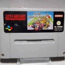 Super Mario Kart ( SNES- SUPER NINTENDO - PAL) N5