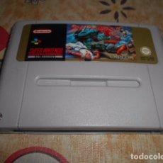 Videojuegos y Consolas: JUEGO SUPER NINTENDO - STREET FIGHTER II . SOLO JUEGO. Lote 103788215