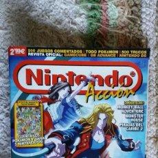 Videojuegos y Consolas: NINTENDO ACCION Nº 166 SEPTIEMBRE 2006. Lote 104064643