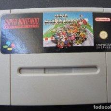Videojuegos y Consolas: JUEGO - SUPER NINTENDO - SNES - SUPER MARIO KART. Lote 104461231