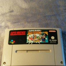 Videojuegos y Consolas: SUPER MARIO ALL STARS SNES SUPER NINTENDO. Lote 105095283