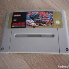 Videojuegos y Consolas: SNES SUPER NINTENDO JUEGO STREET FIGHTER II. Lote 106067007