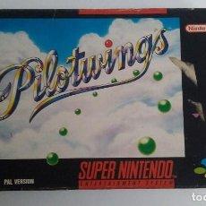 Videojuegos y Consolas: PILOTWINGS SUPERNINTENDO PAL VERSION.. Lote 106117311
