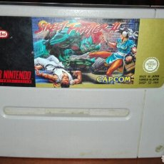 Videojuegos y Consolas: STREET FIGHTER 2 SUPERNINTENDO. Lote 107526536