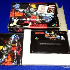 Videojuegos y Consolas: SUPER NINTENDO --- KILLER INSTINCT (COMPLETO). Lote 107544367