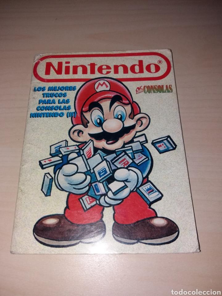NINTENDO - LOS MEJORES TRUCOS PARA LAS CONSOLAS NINTENDO (II) (Juguetes - Videojuegos y Consolas - Nintendo - SuperNintendo)