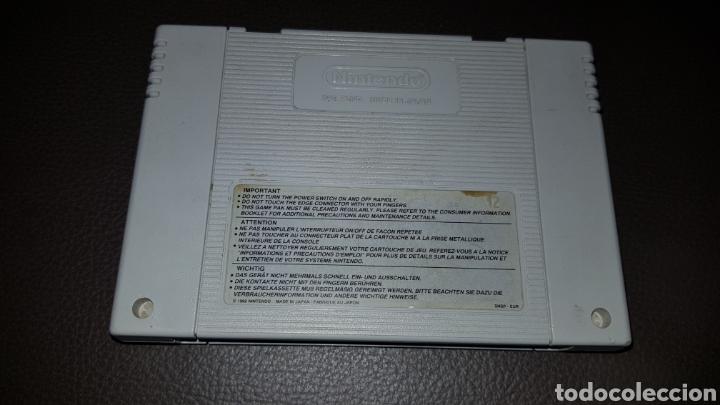 Videojuegos y Consolas: SUPER NINTENDO SUPERMARIO ALL STARS JUEGO CARTUCHO - Foto 2 - 109481707