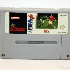 Videojuegos y Consolas: FIFA 96 - VIDEOJUEGO PARA SUPERNINTENDO SUPER NINTENDO - FUNCIONANDO. Lote 114499747