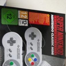 Videojuegos y Consolas: SUPER NINTENDO MINI.. Lote 114548398