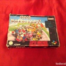 Videojuegos y Consolas: SÚPER MARIO KART COMPLETO. Lote 114875259