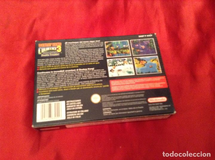 Videojuegos y Consolas: Donkey kong country 3 completo - Foto 2 - 114876647