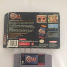 Videojuegos y Consolas: ILUSION OF GAIA, SUPER NINTENDO VERSION NTSC, ORIGINAL NINTENDO. Lote 115982486