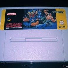 Videojuegos y Consolas: FINAL FIGHT 2 SNES (REPRO) / NINTENDO. Lote 116862739