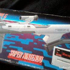 Videojuegos y Consolas: SUPER NES SUPER NINTENDO (SNES) ~ NINTENDO SCOPE 6 ~ PAL VERSION. Lote 117710783
