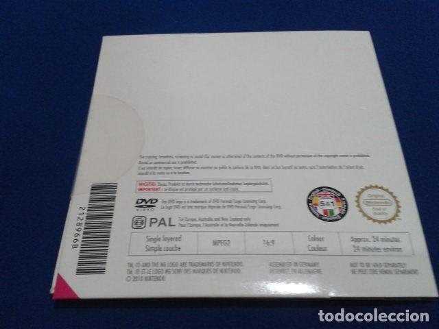 Videojuegos y Consolas: DVD GUIA SUPER MARIO GALASY 2 CERRADO NUEVO - Foto 2 - 118218167