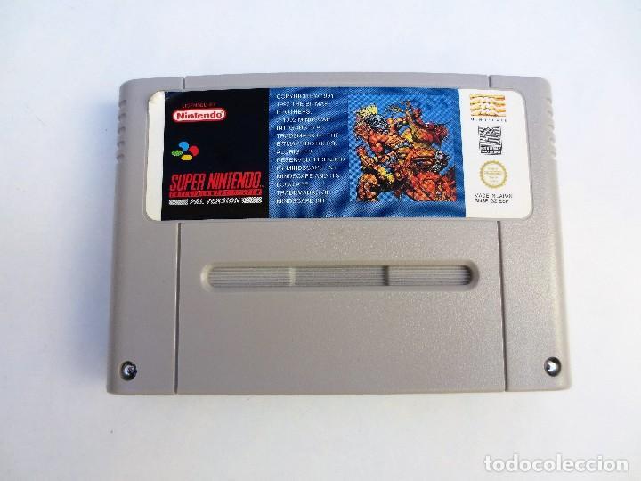 SUPER NINTENDO GODS (Juguetes - Videojuegos y Consolas - Nintendo - SuperNintendo)