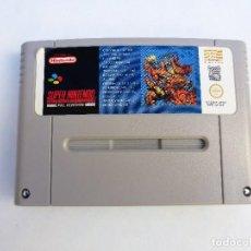 Videojuegos y Consolas: SUPER NINTENDO GODS. Lote 118833703
