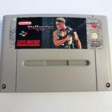 Videojuegos y Consolas: SUPER NINTENDO WOLFENSTEIN 3D. Lote 118836423