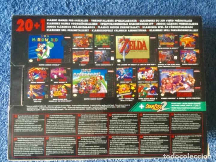 Videojuegos y Consolas: Súper Nintendo. Nintendo Classic Mini. - Foto 2 - 119290963