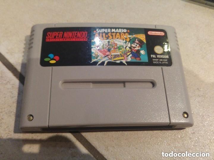 Videojuegos y Consolas: Consola Supernintedo + 5 juegos originales - Foto 7 - 119426299