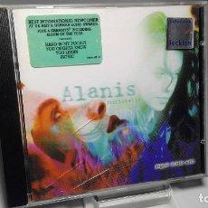 Videojuegos y Consolas: CD - MUSICA - ALANIS MORISSETTE ?– JAGGED LITTLE PILL. Lote 120409227