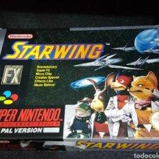 Videojuegos y Consolas: NINTENDO SNES STARWING PAL UKV. Lote 121563715