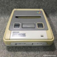 Videojuegos y Consolas: CONSOLA SUPER NINTENDO. Lote 121989611