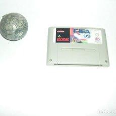 Videojuegos y Consolas: JUEGO CARTUCHO SUPER NINTENDO FIFA 98. Lote 122736119