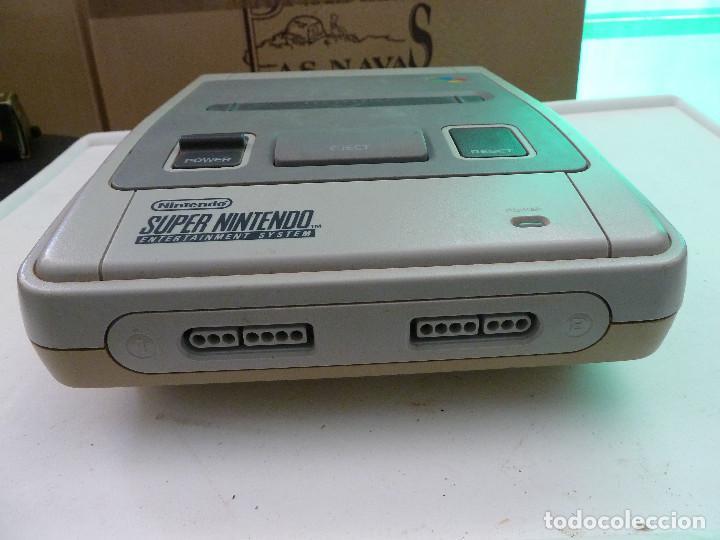 CONSOLA SUPER NINTENDO SNES (Juguetes - Videojuegos y Consolas - Nintendo - SuperNintendo)