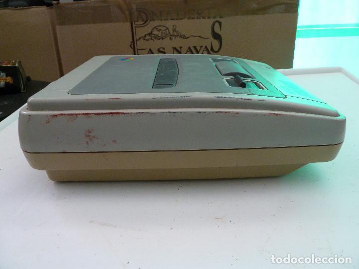 Videojuegos y Consolas: CONSOLA SUPER NINTENDO SNES - Foto 4 - 124799871
