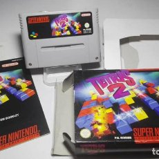 Videojuegos y Consolas: TETRIS 2 ( SNES- SUPER NINTENDO -PAL) J18. Lote 125721671
