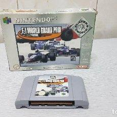 Videojuegos y Consolas: F-1 WORLD GRAND PRIX - NINTENDO 64. Lote 126362911