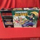 Videojuegos y Consolas: SÚPER NINTENDO COMPLETO PAL ESPAÑA PACK MARIO ALL STARS CON MANUALES. Lote 153817664