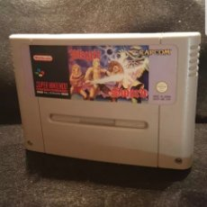 Videojuegos y Consolas: NINTENDO SNES MAGIC SWORD. Lote 128994495
