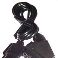 Videojuegos y Consolas: CABLE RGB-SCART SUPER NINTENDO PAL NUEVO. Lote 210799677