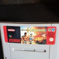 Videojuegos y Consolas: NINTENDO SNES LEGEND. Lote 130104984