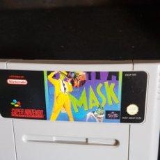 Videojuegos y Consolas: NINTENDO SNES THE MASK. Lote 130105316