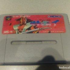 Videojuegos y Consolas: FIRST SAMURAI SUPER NINTENDO SNES NTSC-JAP SUPER FAMICOM. Lote 130624366