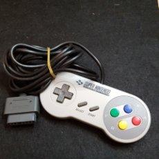 Videojuegos y Consolas: NINTENDO SNES MANDO ORIGINAL. Lote 130936509