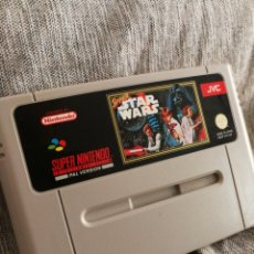 Videojuegos y Consolas: JUEGO SUPER NINTENDO- SUPER STAR WARS, PAL VERSION (JAPAN), 1992.. Lote 131512659