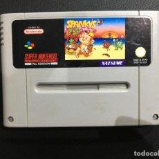 Videojogos e Consolas: JUEGO PARA LA CONSOLA SUPER NINTENDO SPANKYS. Lote 132457010