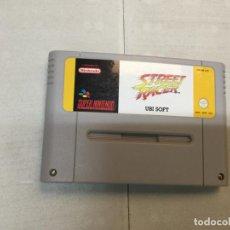 Videojuegos y Consolas: STREET RACER - SUPER NINTENDO SNES - PAL. Lote 133385786