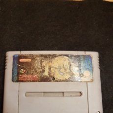 Videojuegos y Consolas: NINTENDO SNES ILLUSION OF TIME VERSION PAL FAH. Lote 134452561