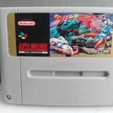 Videojuegos y Consolas: JUEGO PARA SUPER NINTENDO STREET FIGHTER II. Lote 138143710