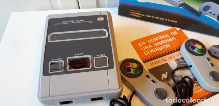 Videojuegos y Consolas: Consola clon Super Nintendo con 211 juegos Arcade. - Foto 4 - 140429058