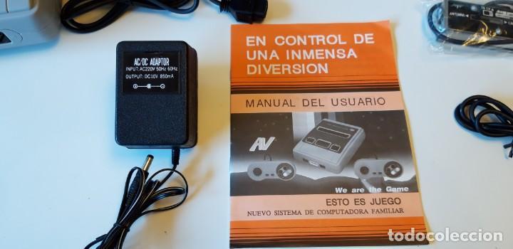Videojuegos y Consolas: Consola clon Super Nintendo con 211 juegos Arcade. - Foto 5 - 140429058