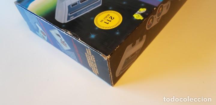 Videojuegos y Consolas: Consola clon Super Nintendo con 211 juegos Arcade. - Foto 9 - 140429058