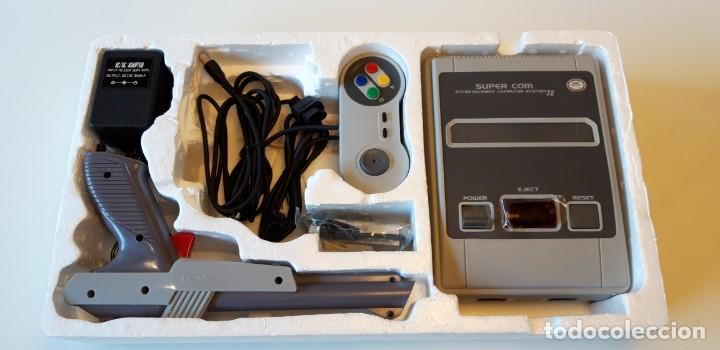 Videojuegos y Consolas: Consola clon Super Nintendo con 211 juegos Arcade. - Foto 14 - 140429058