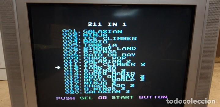 Videojuegos y Consolas: Consola clon Super Nintendo con 211 juegos Arcade. - Foto 22 - 140429058