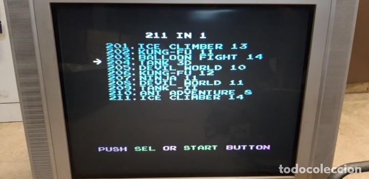 Videojuegos y Consolas: Consola clon Super Nintendo con 211 juegos Arcade. - Foto 24 - 140429058